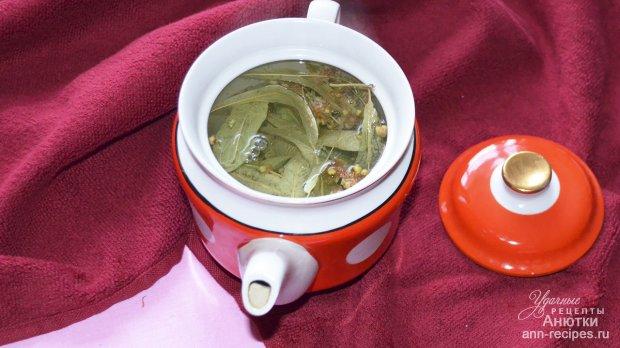 Липа как заваривать чай