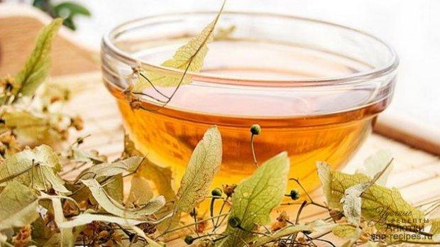 липовый чай для похудения как принимать