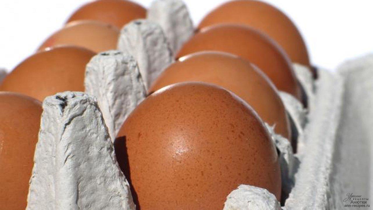 аллергия на яйца что делать