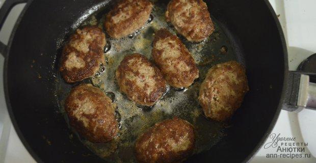 Куриный фарш что приготовить на сковороде рецепт